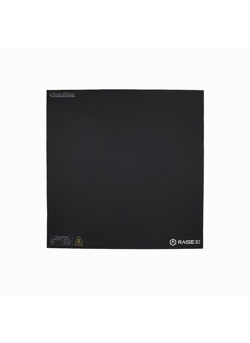 Raise3D Build Surface