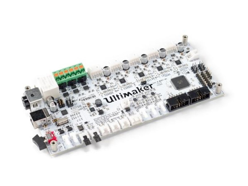 Ultimaker Ultimainboard with 4 stepper drivers