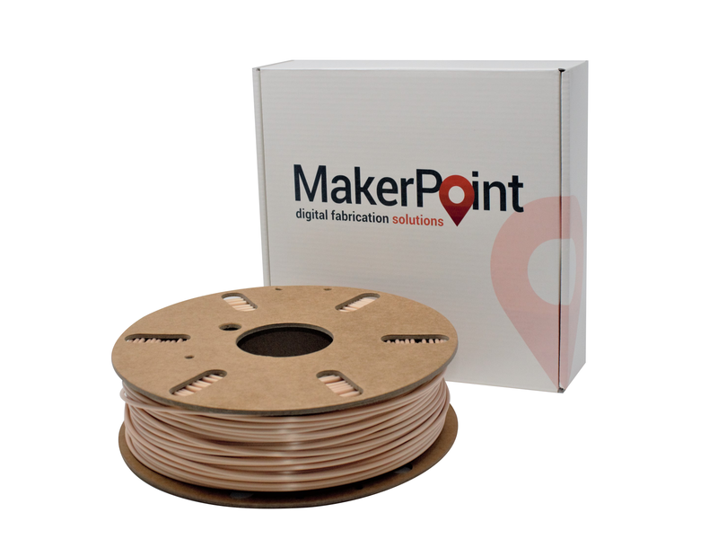 MakerPoint PLA 750gr Champagne Gold Satin 2.85mm