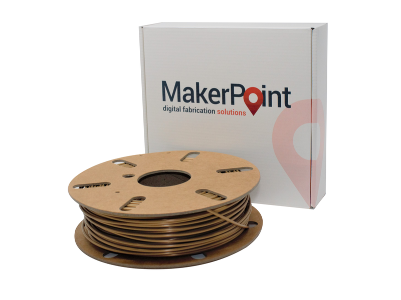 MakerPoint PLA 750gr Gold Satin