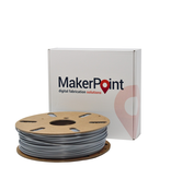 MakerPoint PLA 750gr Silver Satin