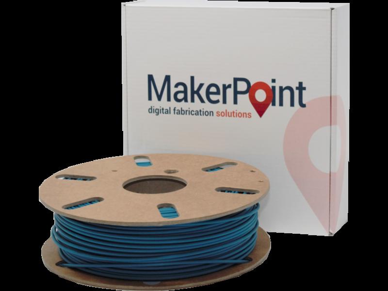 MakerPoint PLA 750gr Pearl Gentian Blue MAT
