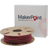 MakerPoint PLA 750gr Ruby Red MAT