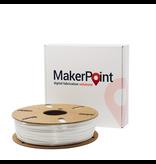 MakerPoint PLA 750gr White Satin
