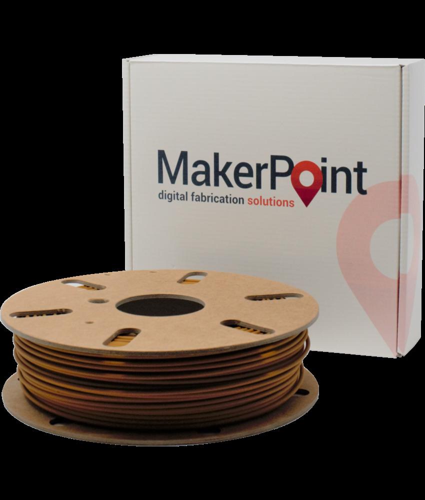 MakerPoint PLA 750gr Ochre Brown MAT