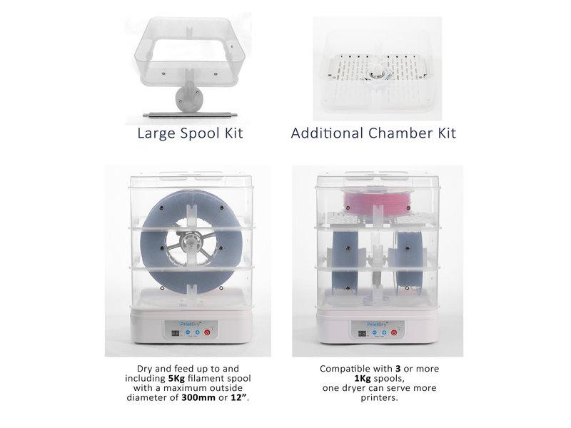 PrintDry Additional Chamber Kit