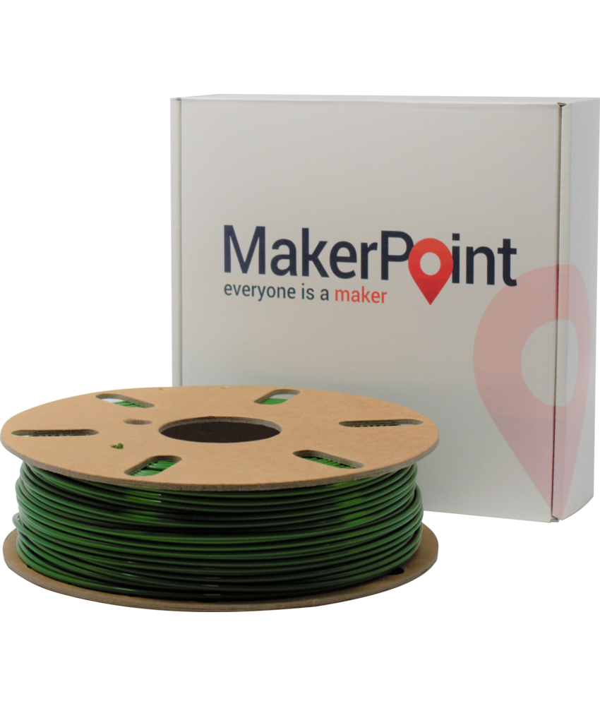 MakerPoint PLA Leaf Green
