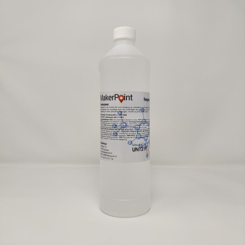 MakerPoint Isopropanol 99,9% 1L