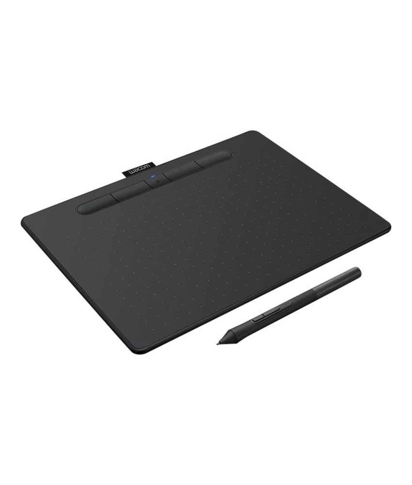 Wacom Intuos Medium Bluetooth Black