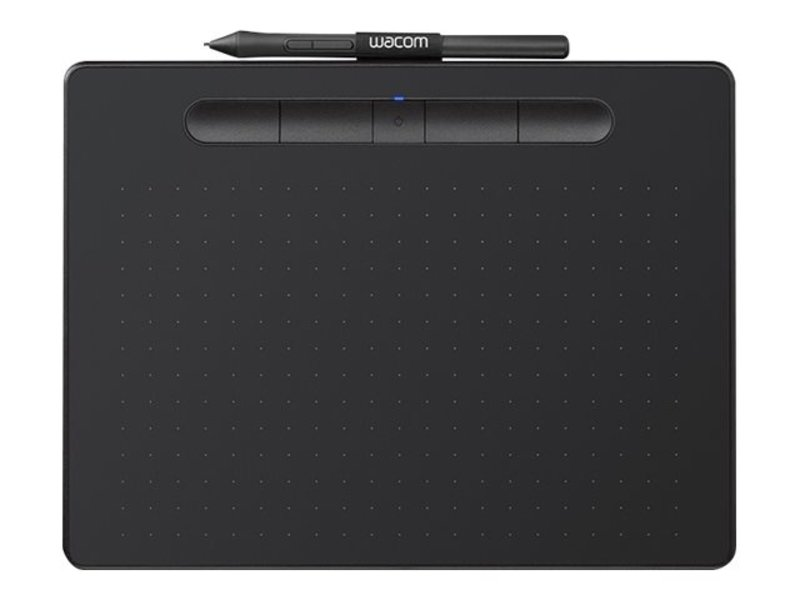 Wacom Intuos Medium Bluetooth Black
