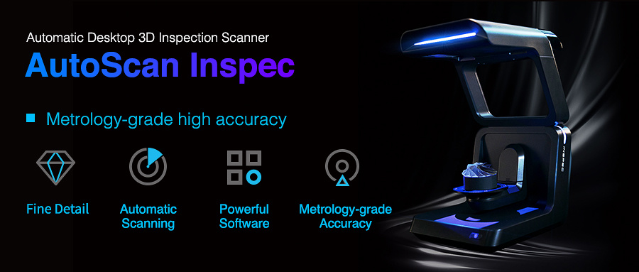 New: Autoscan Inspect 3D Scanner from Shining 3D
