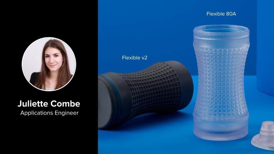 8 Juli 15.00: Webinar Formlabs over Flexible 80A en Elastic 50A resins