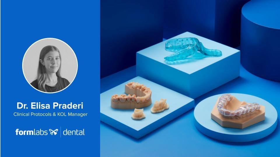 9 juli 14.00: Webinar Formlabs over nieuwe Dental Resins