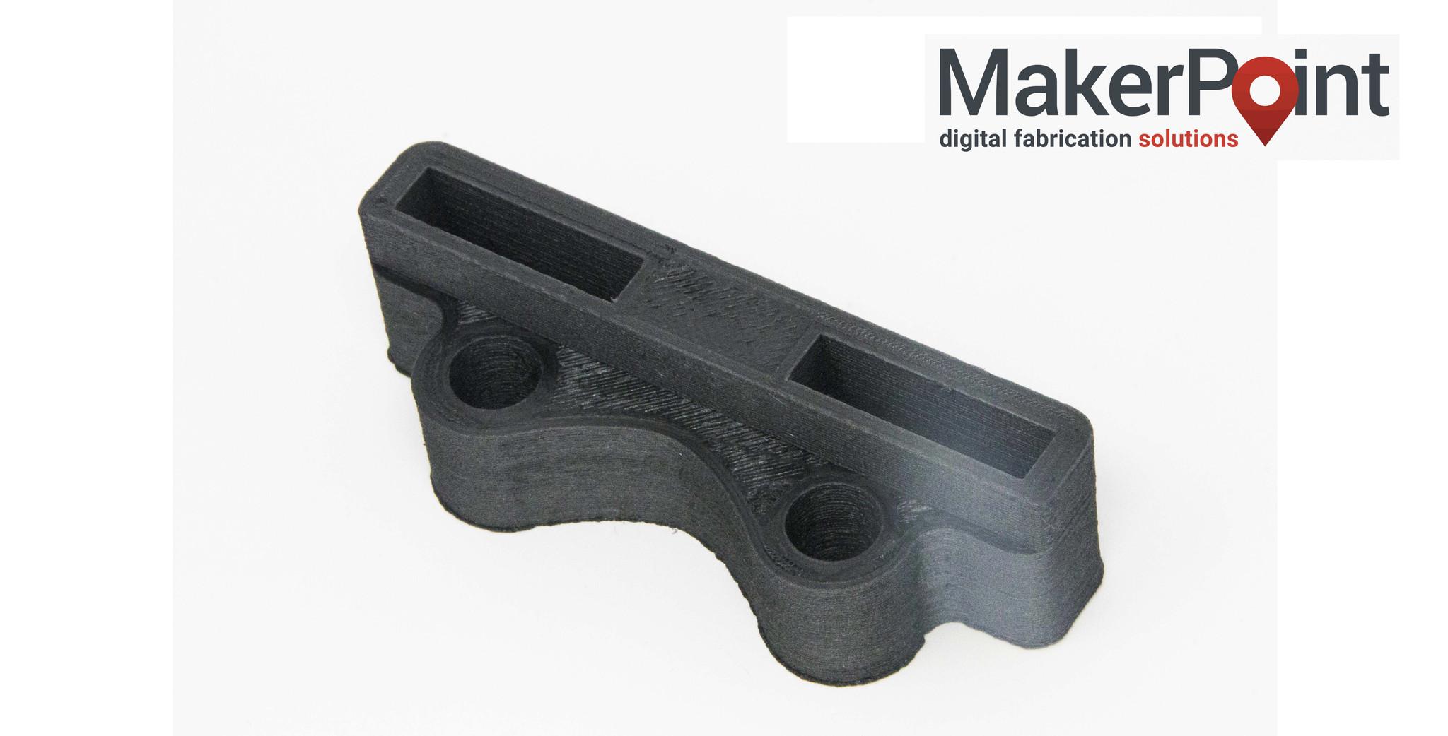 Material highlight CarbonX PC-CF van 3DXTech: ijzersterk en slijtvast