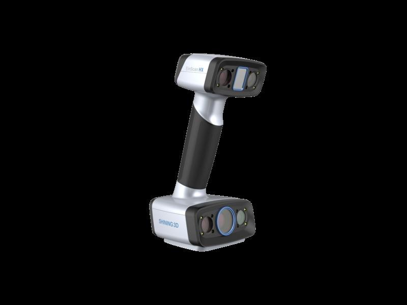 Shining 3D Einscan HX Reverse Enginering Design Bundle