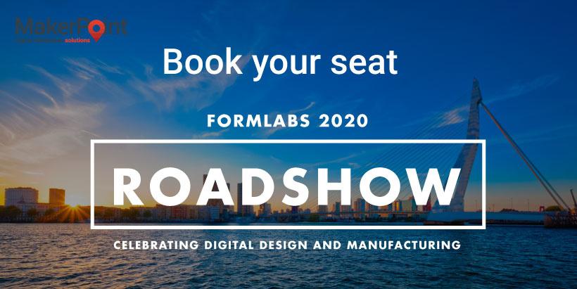 Form 3L Roadshow op 27-28-29 oktober