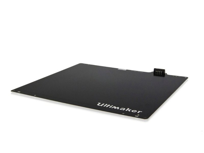 Ultimaker Print Table Heated Bed + Heated Bed Cable (UMO+,UM2(+),UM2ext(+),UM3)