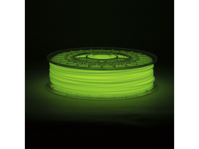MakerPoint PLA 750gr Glow in the Dark Green