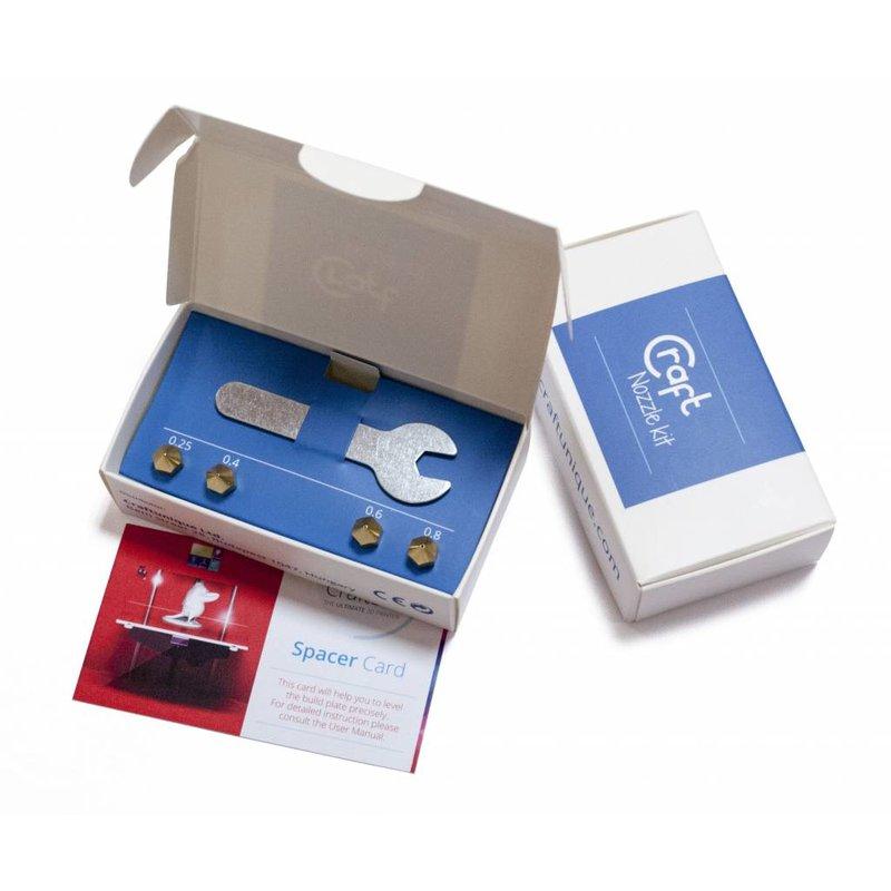 CraftUnique CraftBot Nozzle Kit