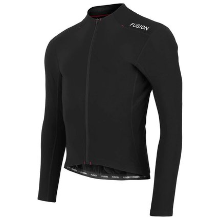 Fusion C3 Hot Cycle Jersey | Black