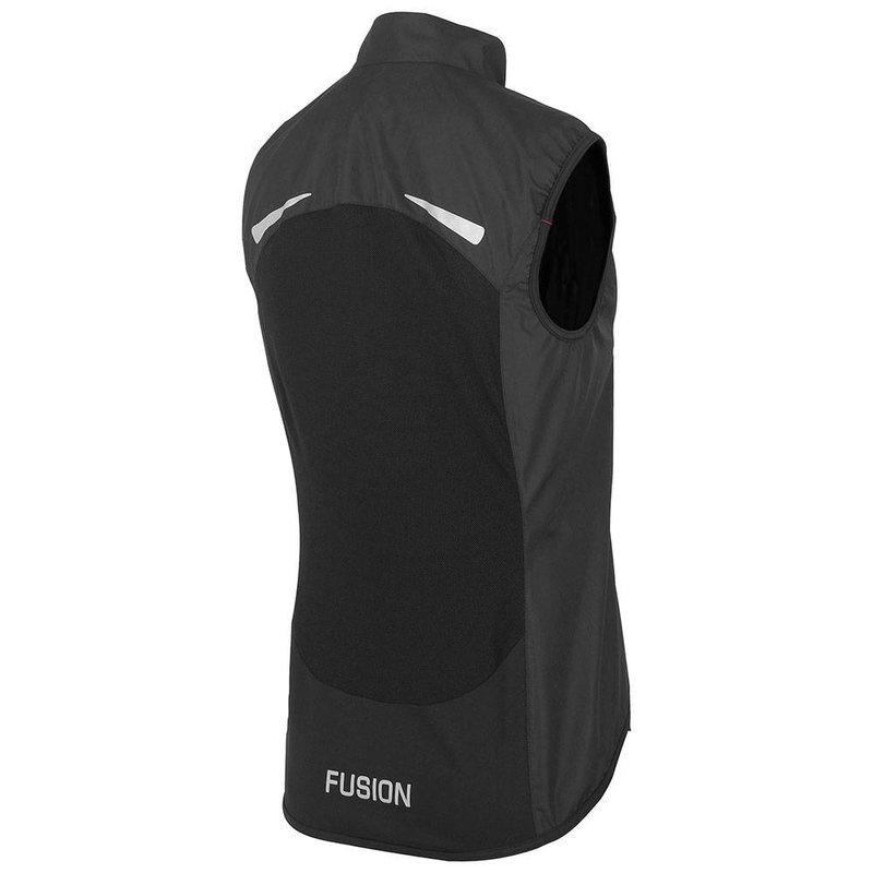 FUSION Fusion   S1 Run Vest   Black   Dames