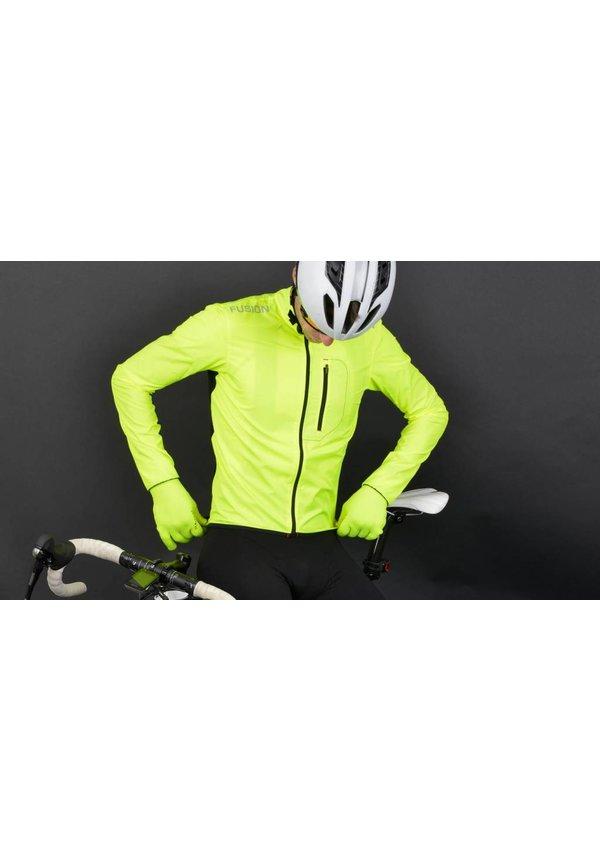 Fusion S1 Cycling Jack Yellow