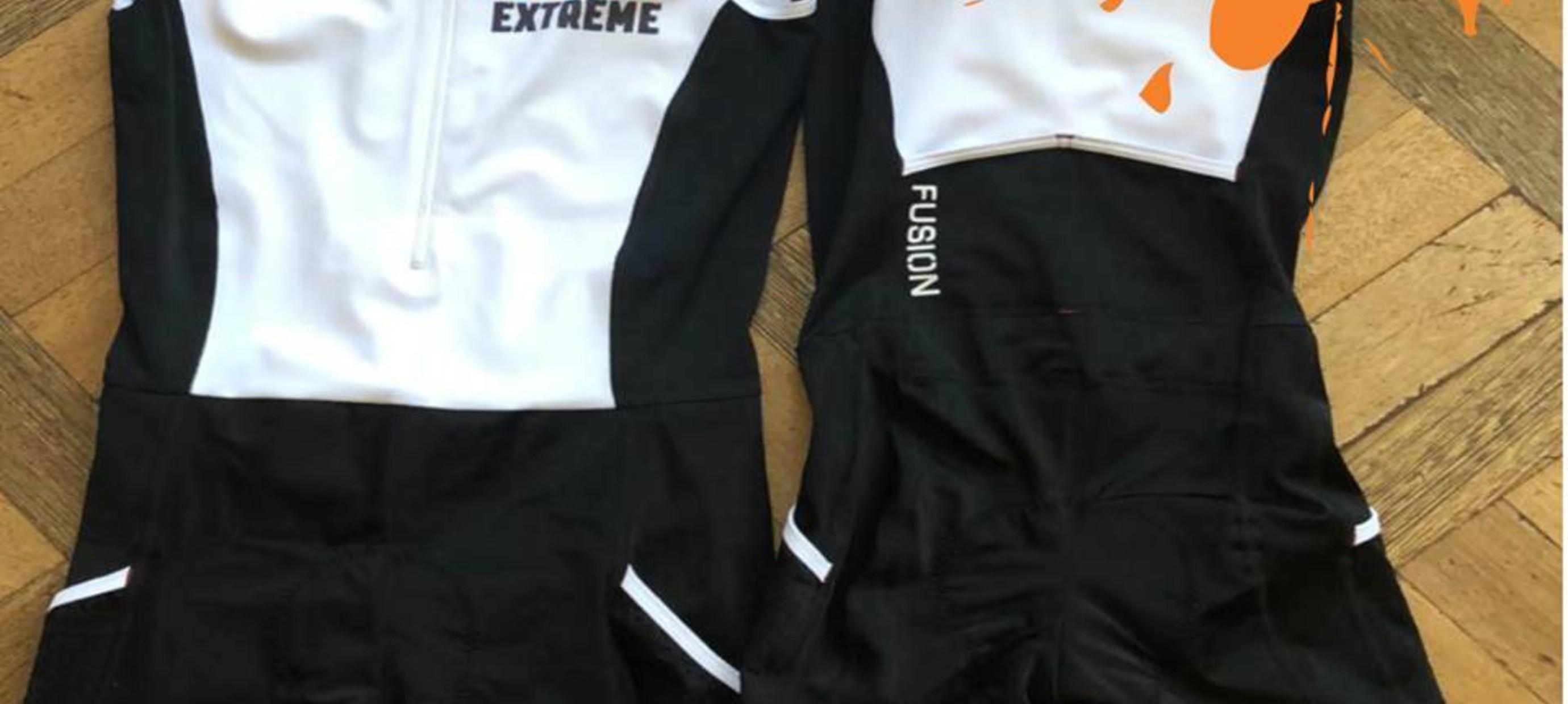 FUSION sponsort de deelnemers van KiKa Extreme!