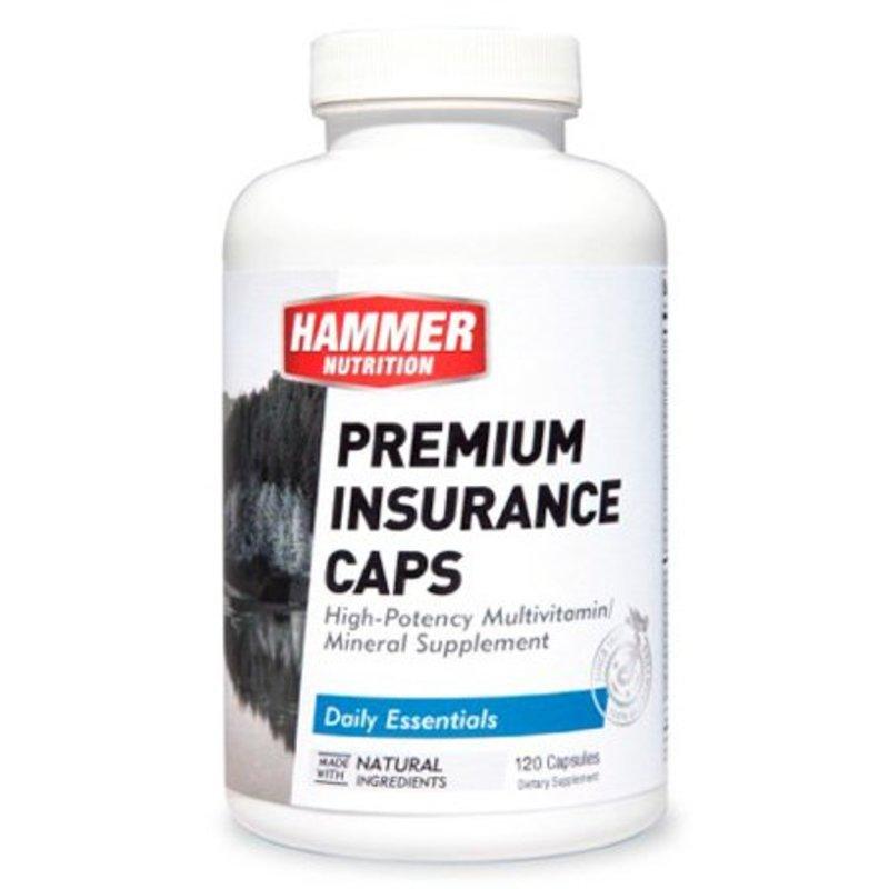 Hammer Nutrition Hammer | Premium Insurance Caps | 210st.