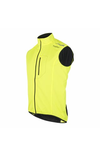 Fusion Fusion S1 Run Vest Heren Yellow