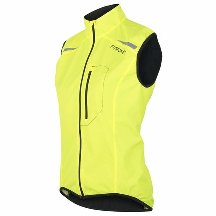 Fusion | S1 Run Vest | Yellow | Dames