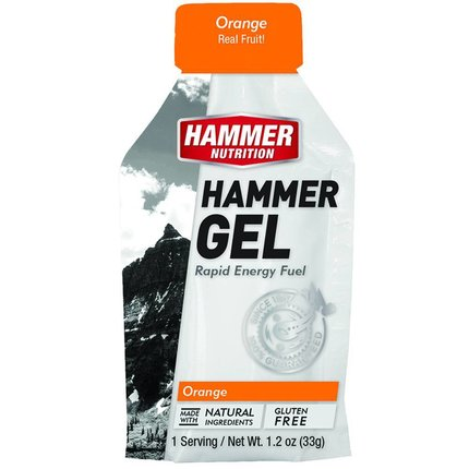 Hammer | Gel | Orange