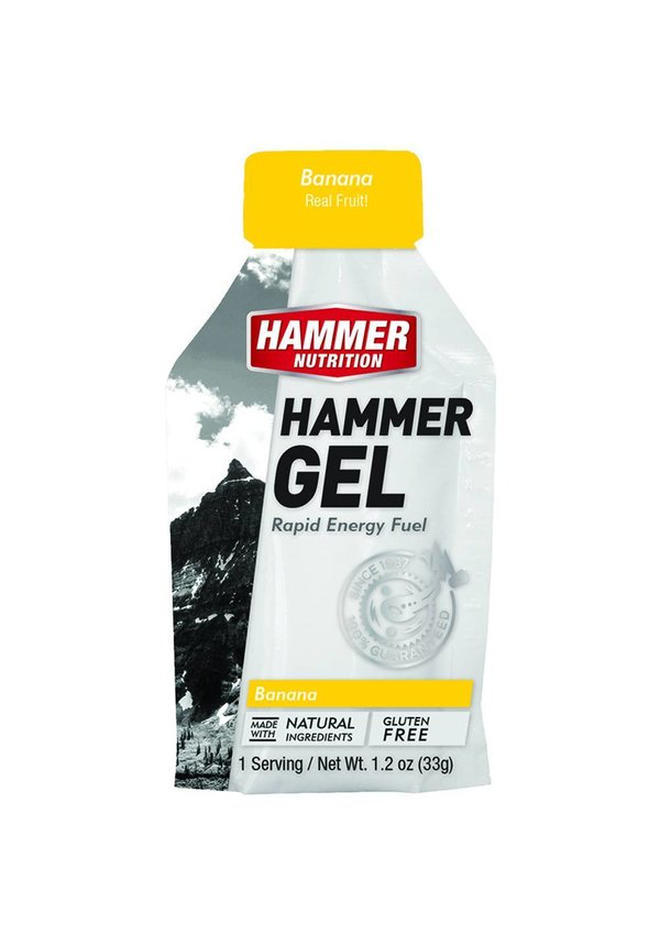 Hammer Gel - Banana