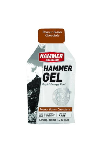 Hammer Nutrition Hammer Gel - Peanutbutter Chocolate