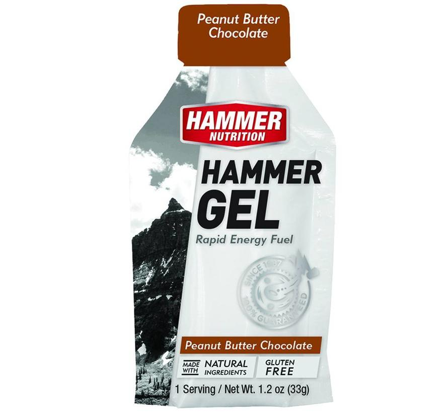 Hammer Gel - Peanutbutter Chocolate