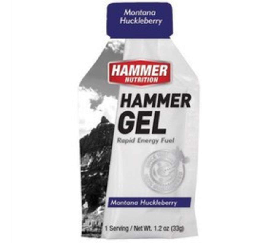 Hammer Gel - Montana Huckleberry