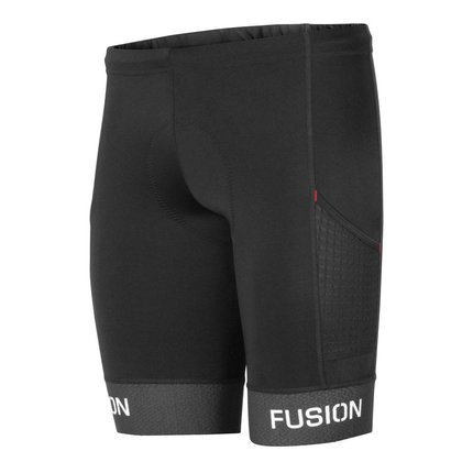 Fusion PWR Tri Tight Pocket Black/Black