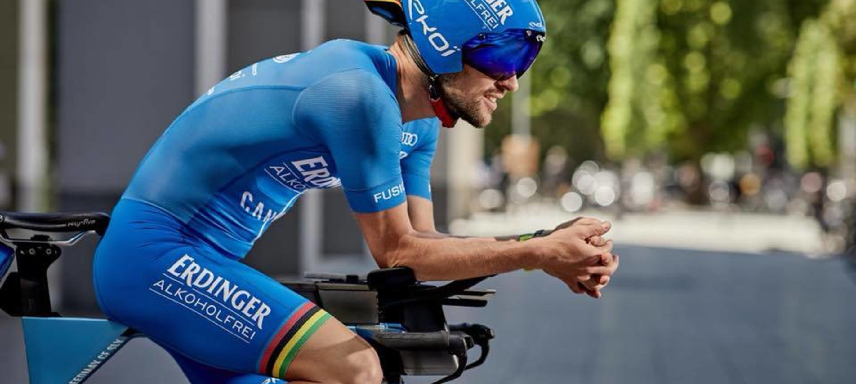 Wereldkampioen Patrick Lange verkozen tot 'Sportman van het jaar'.
