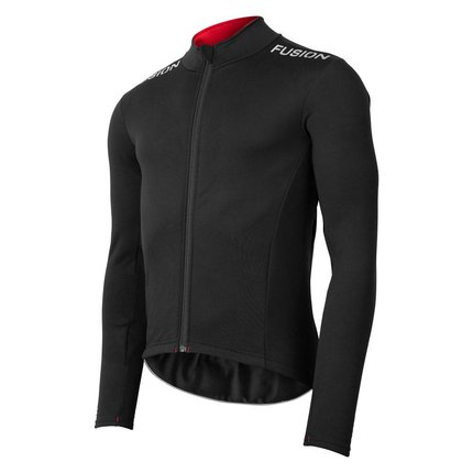 Fusion | S3 Cycling Jacket | Black