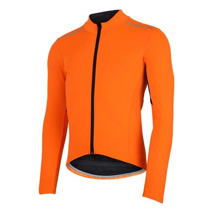 Fusion | S3 Cycling Jacket | Orange