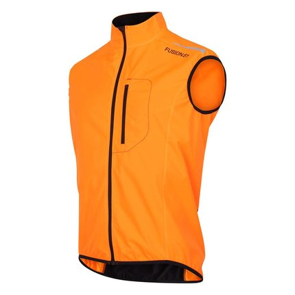 Fusion | S1 Run Vest | Orange | Dames