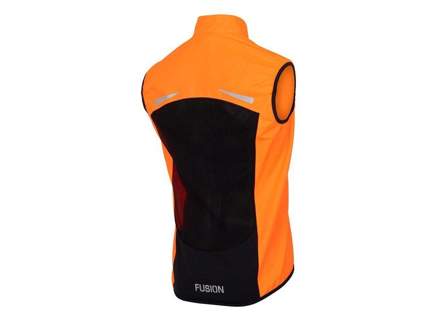 Fusion S1 Run Vest Dames Orange