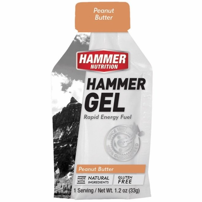 Hammer | Gel | Peanutbutter