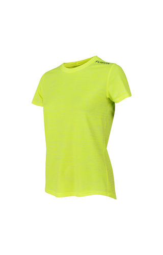 Fusion Fusion C3 T-shirt - Geel - Dames