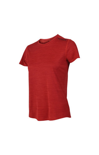 Fusion Fusion C3 T-shirt - Rood - Dames