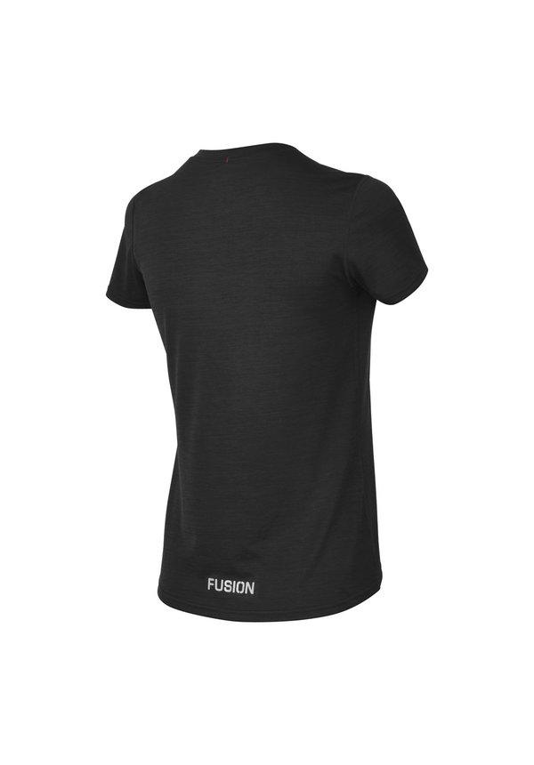 Fusion C3 T-shirt - Zwart - Dames