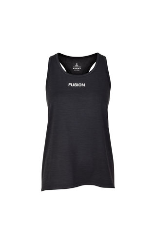Fusion FUSION C3  TRAINING TOP - BLACK - DAMES