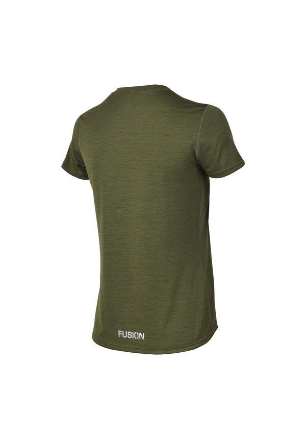Fusion C3 T-shirt - Green - Dames