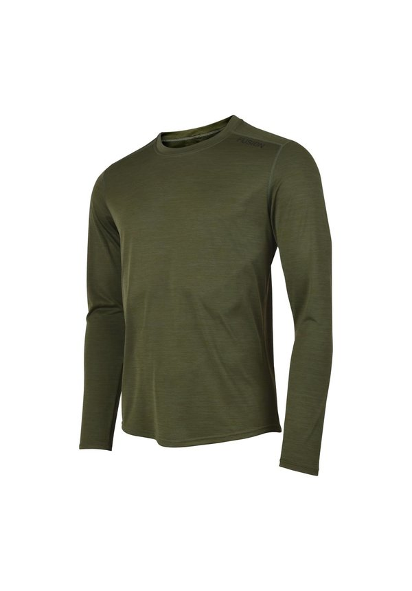 Fusion C3 Long Sleeve - Green - Heren