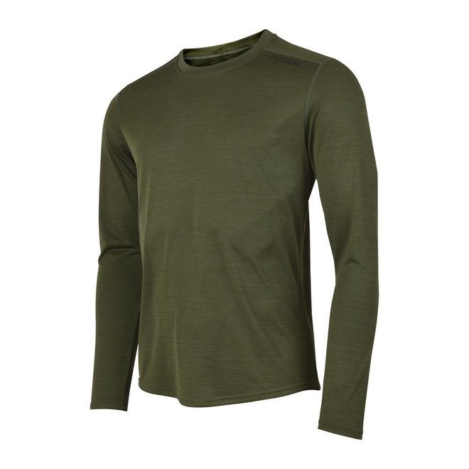 Fusion | C3 Long Sleeve | Green | Heren