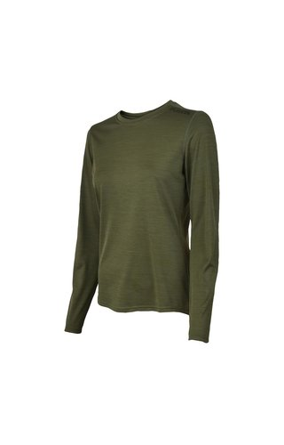 Fusion Fusion C3 Long Sleeve - Green - Dames